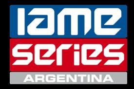 Iame Series Argentina Logo